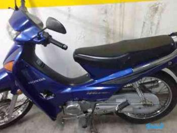 VENDO HONDA WAVE 97CC 2013
