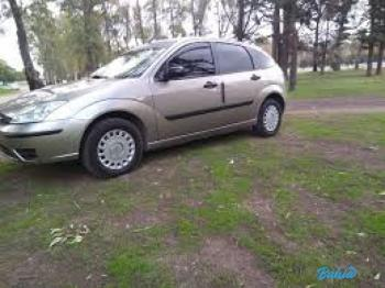 Ford Focus Nafta 06 VTV Impecable
